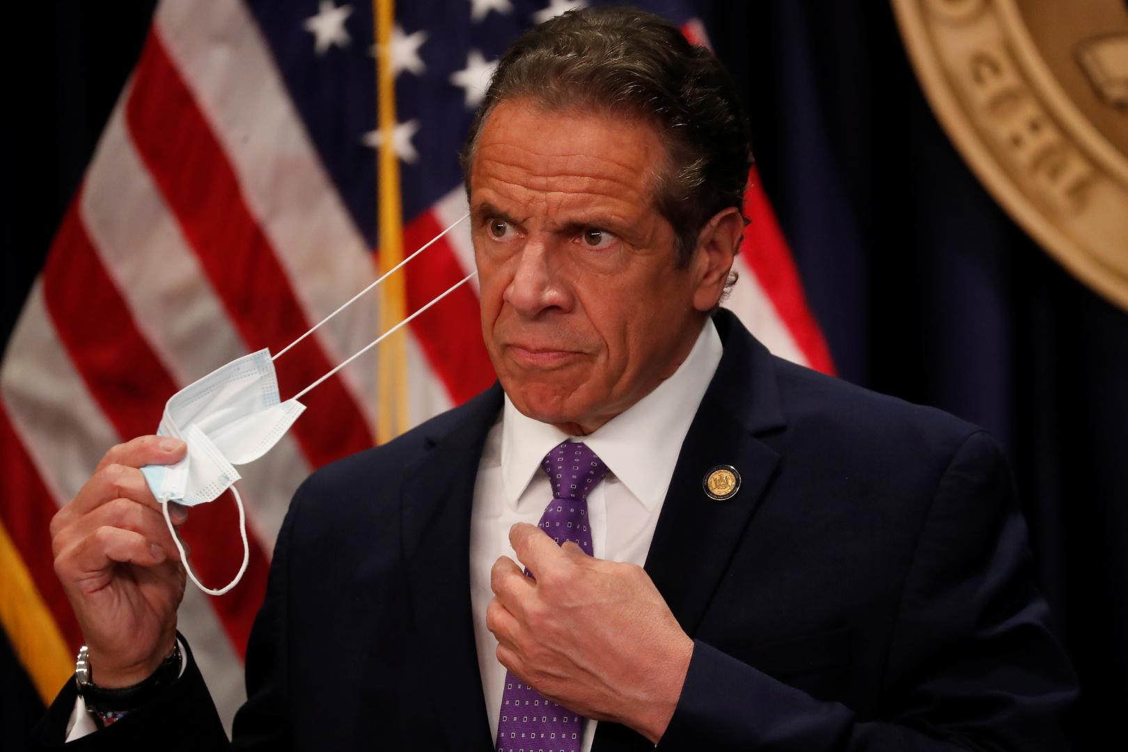 حاكم نيويورك يواجه تحقيقا جديدا