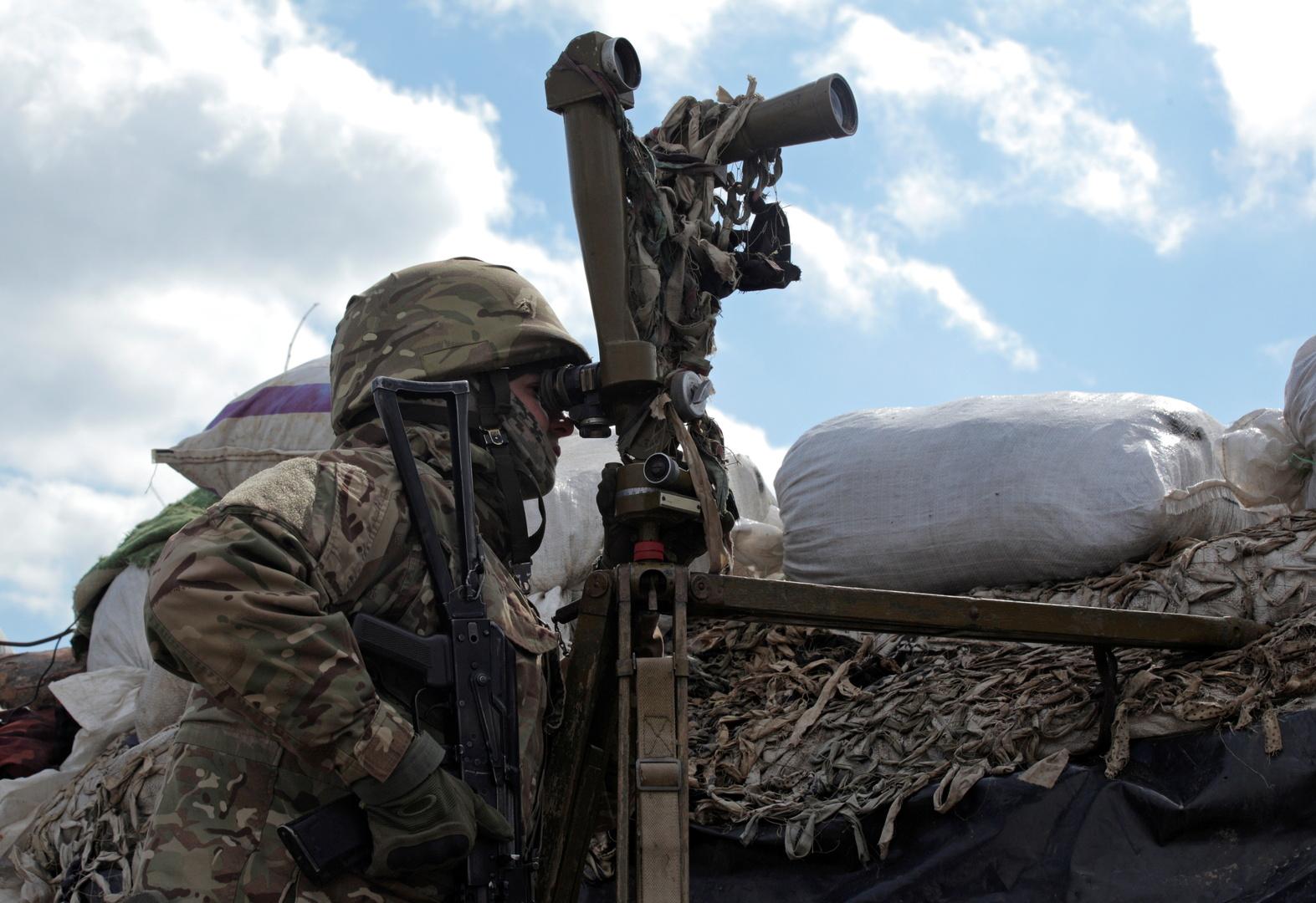 أوكرانيا: جميع أطراف رباعية نورماندي أكدت سعيها لوقف إطلاق النار في دونباس