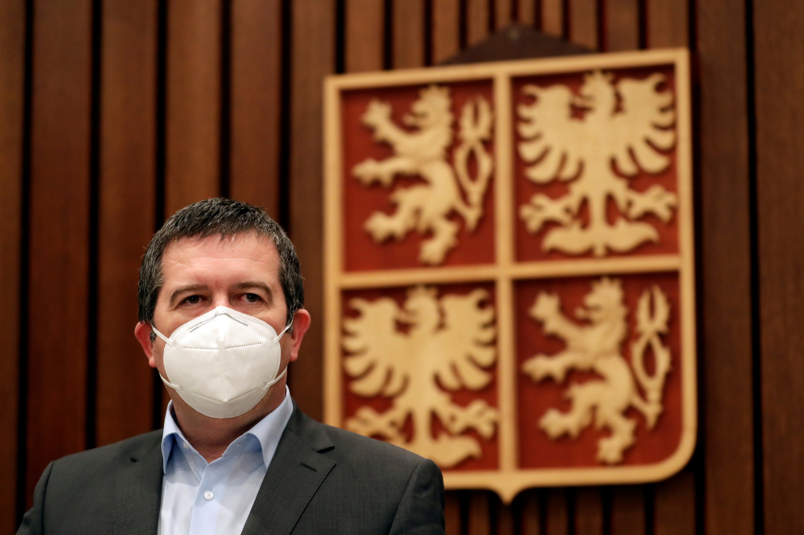 القائم بأعمال وزير الخارجية التشيكي يان هاماتشيك