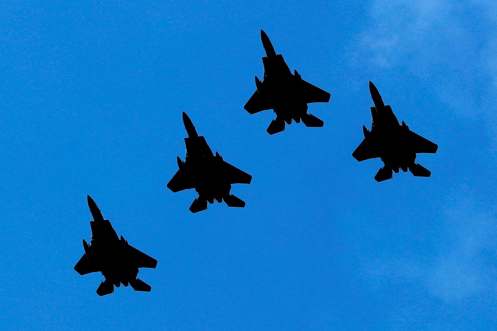 الولايات المتحدة تنقل عشرات الطائرات الحربية إلى بولندا