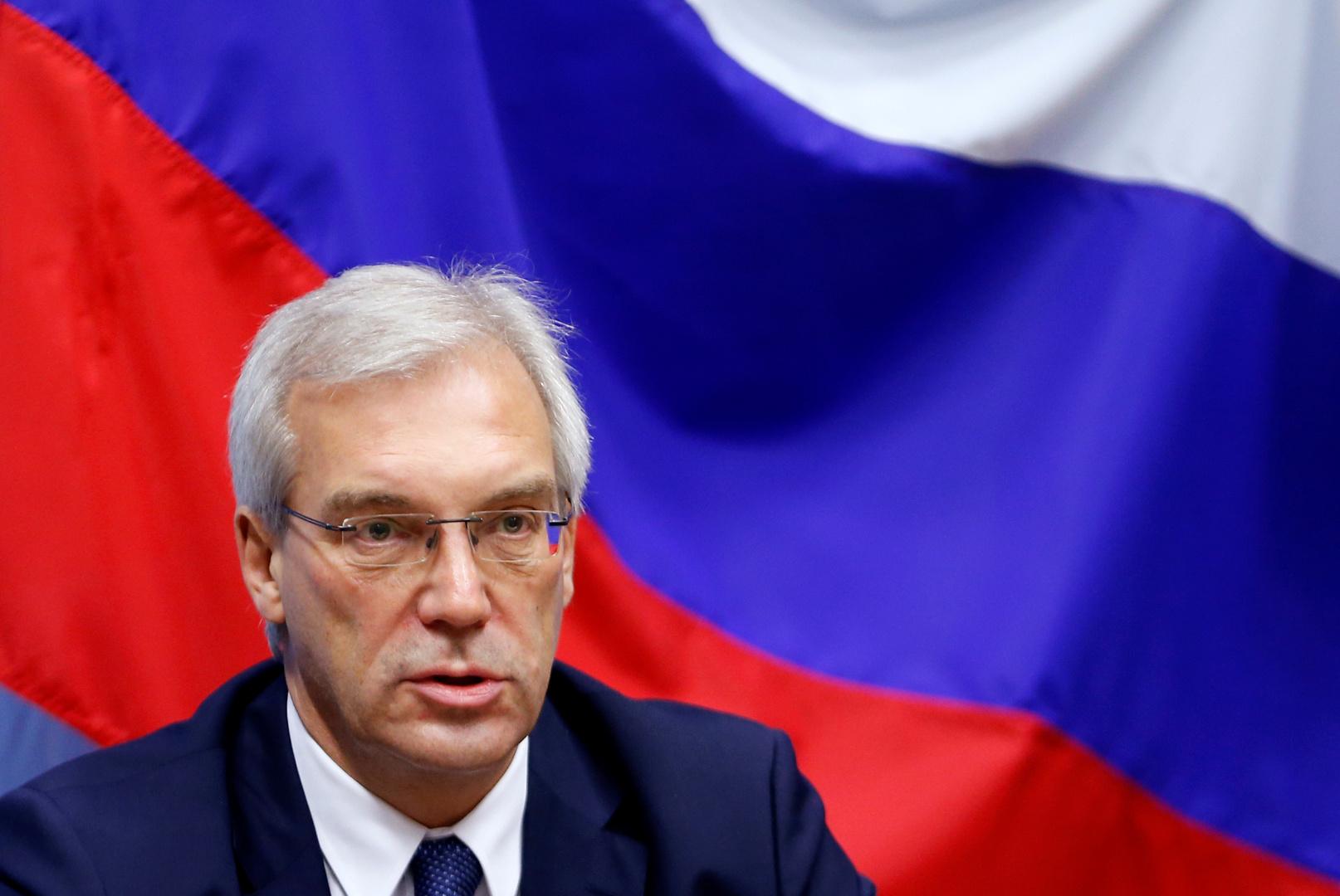 موسكو تعلق على دعوة رئيس سابق لمنع الروس من دخول أوروبا