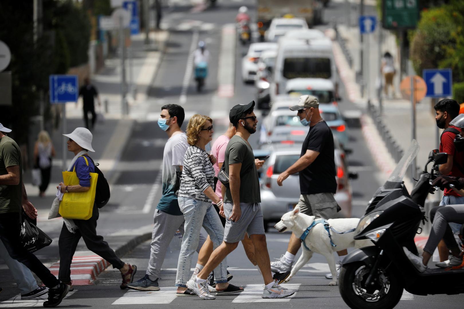سلالة كورونا الهندية تصل إلى إسرائيل