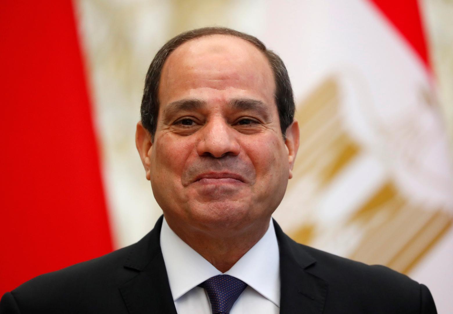 رسالة من السيسي لرئيس جنوب إفريقيا تتضمن موقف مصر إزاء قضية سد النهضة