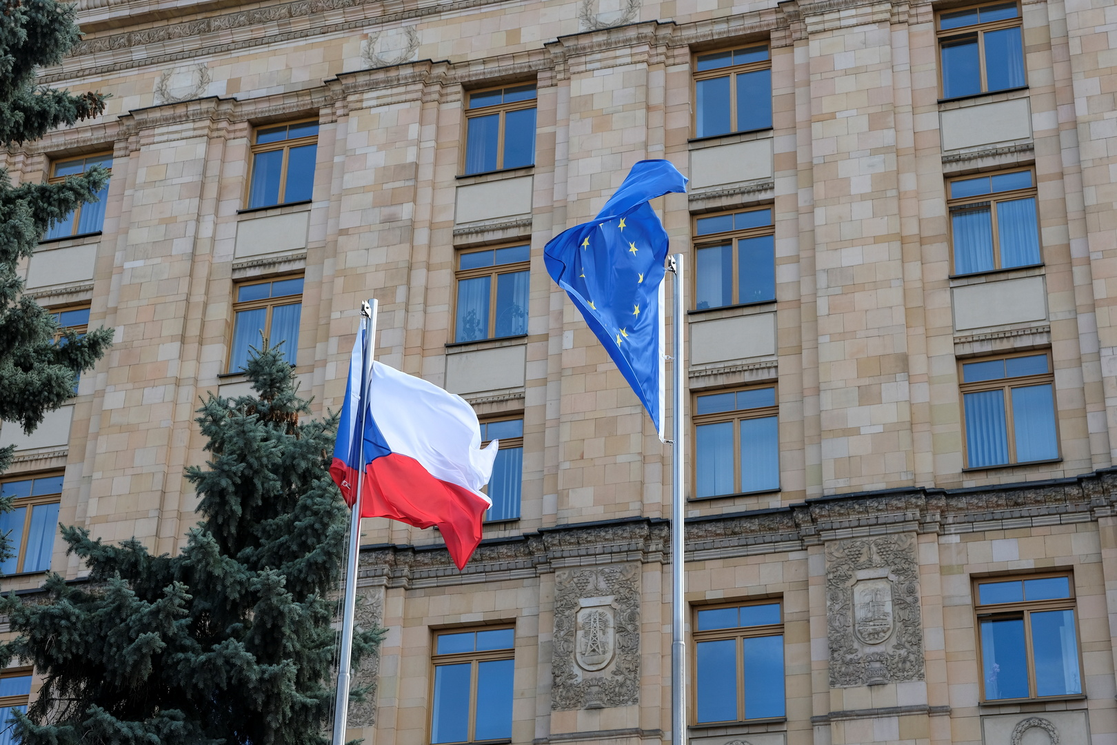 سفارة جمهورية التشيك في موسكو