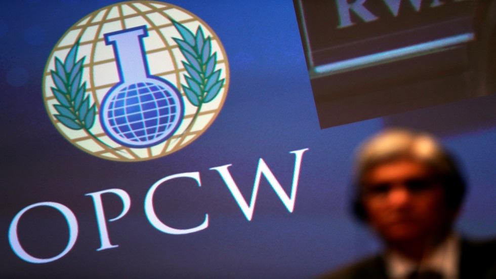 منظمة حظر الأسلحة الكيميائية تبحث اتخاذ إجراءات ضد سوريا