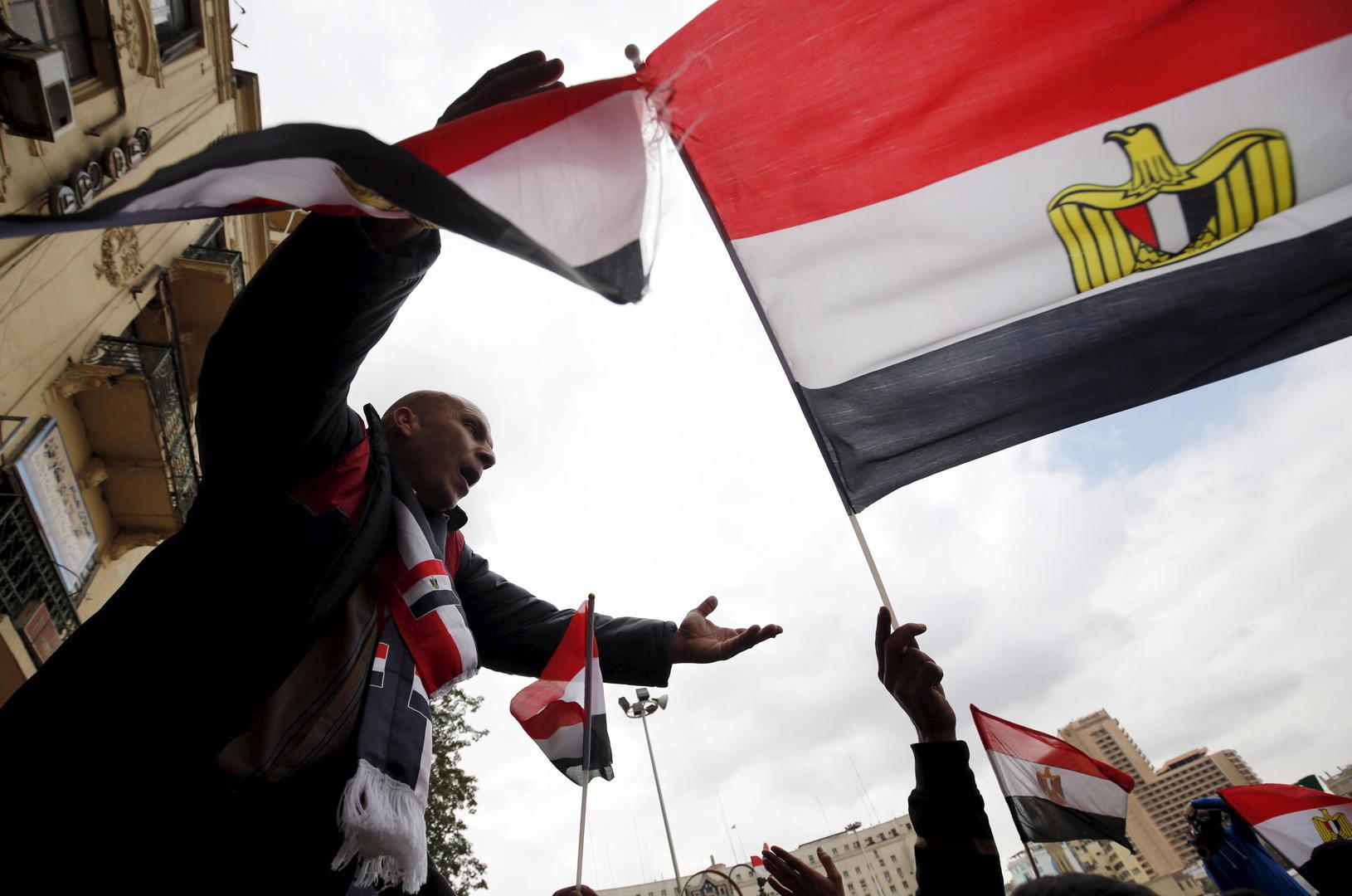 مسؤول مصري يعلق على صورة
