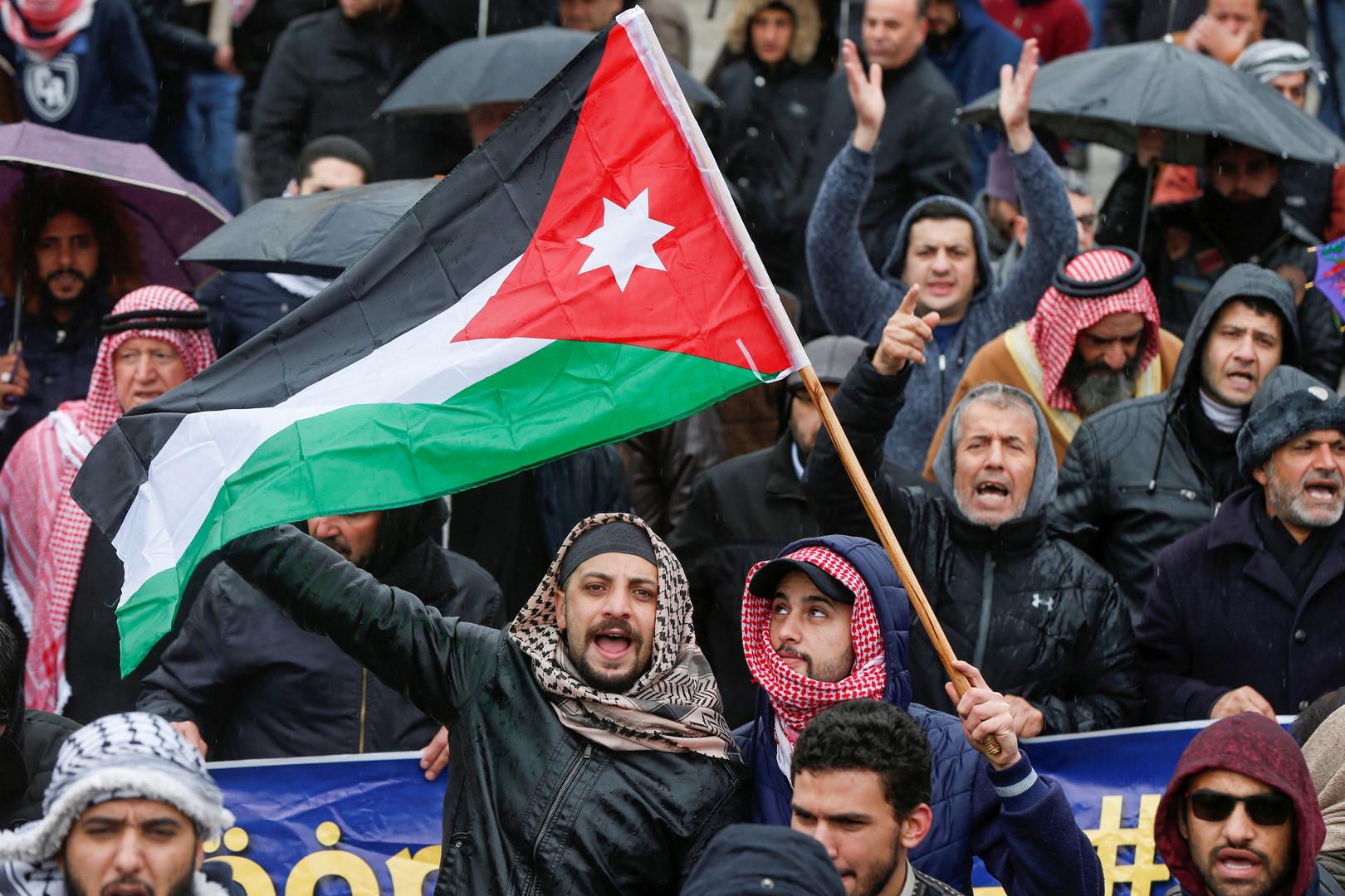النيابة العامة الأردنية تعلن انتهاء التحقيقات المتعلقة بـ
