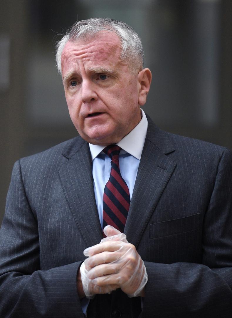 السفير الأمريكي لدى روسيا، جون ساليفان.