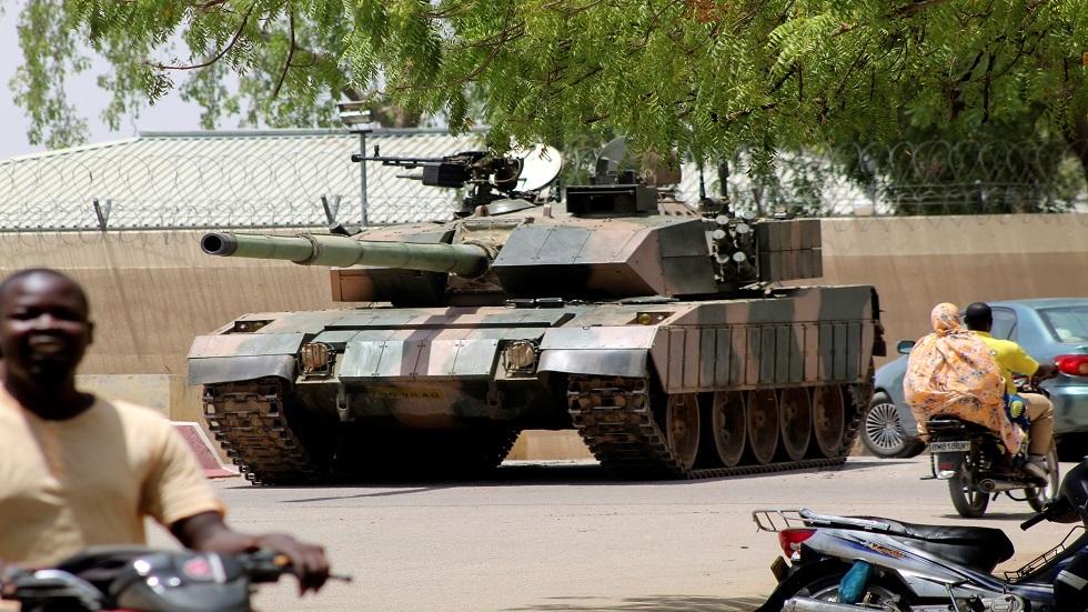 السودان يعرب عن قلقه من التطورات في تشاد ويدعو لوقف الاقتتال