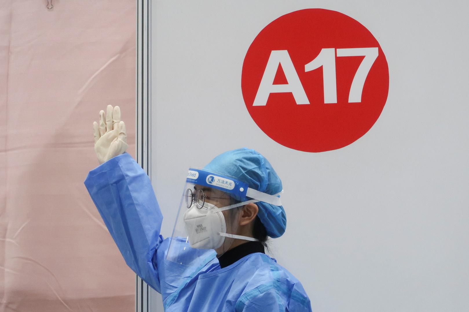 الصين تسجل مضاعفة في الحصيلة اليومية لإصابات كورونا