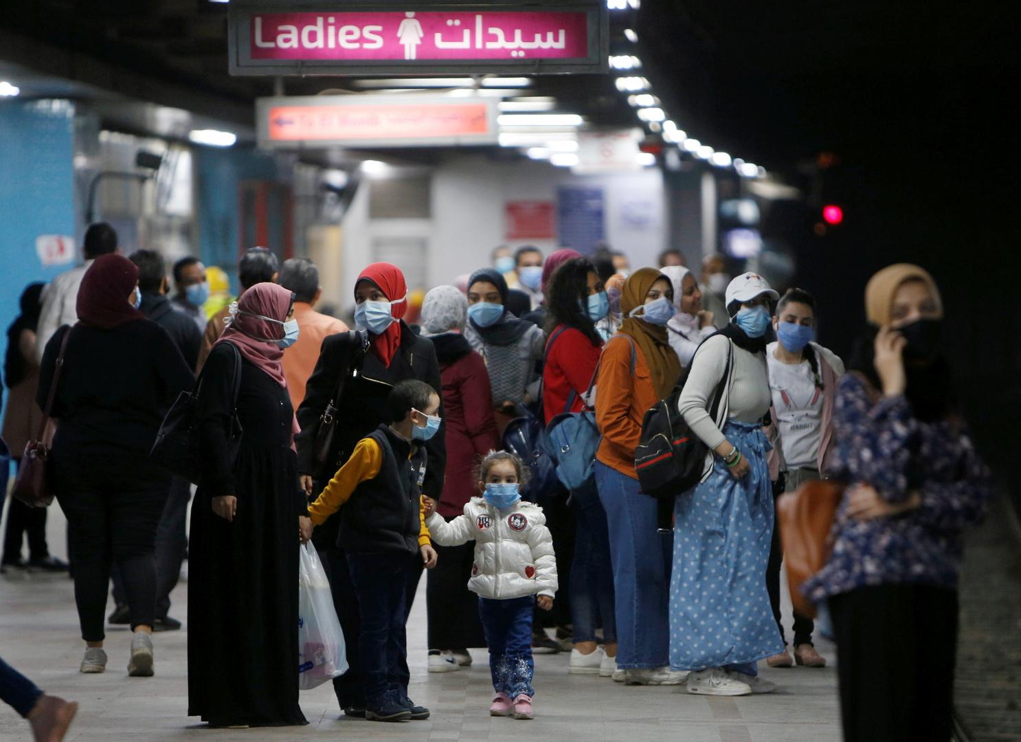 مصر.. 42 وفاة و855 إصابة جديدة بفيروس كورونا