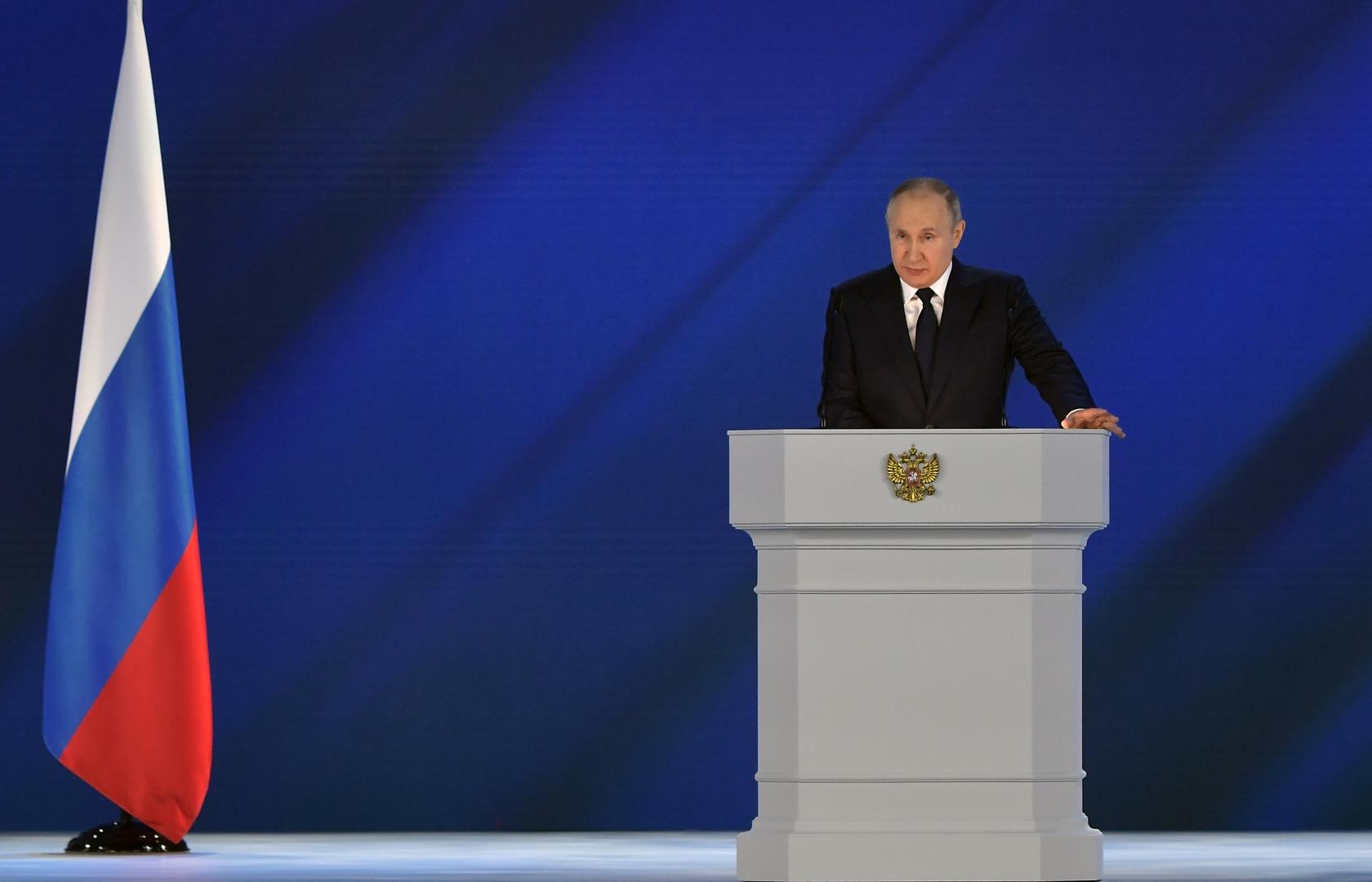 بوتين عن محاولة الانقلاب في بيلاروس: لقد تجاوزوا كل الحدود