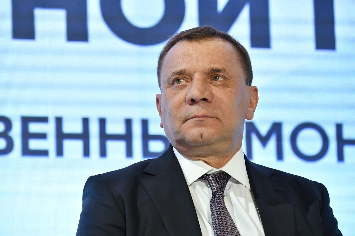 يوري بوريسوف، نائب رئيس الوزراء الروسي