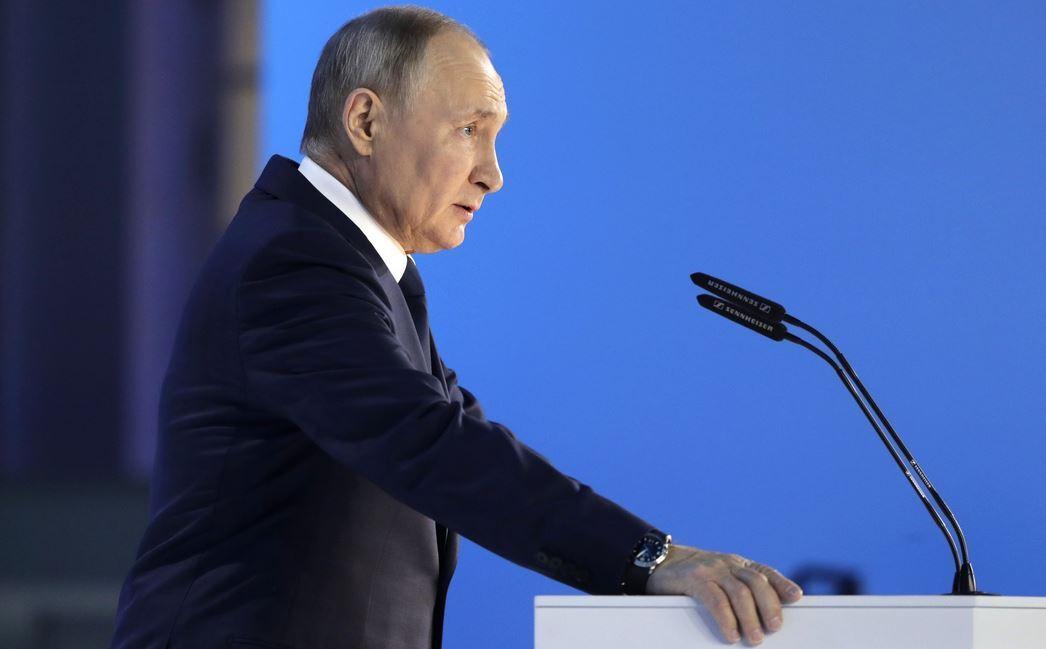بوتين: سنرد بحزم على أي استفزازات تهدد أمننا