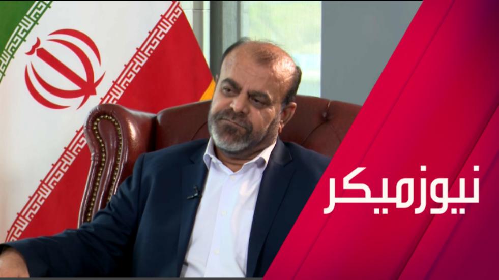 مساعد قائد فيلق القدس وحديث عن دور الحرس الثوري الإيراني بالمنطقة