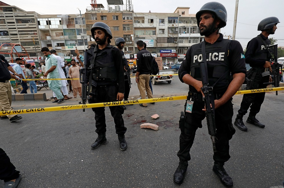 باكستان: السفير الصيني مقيم في الفندق الذي تعرض للانفجار