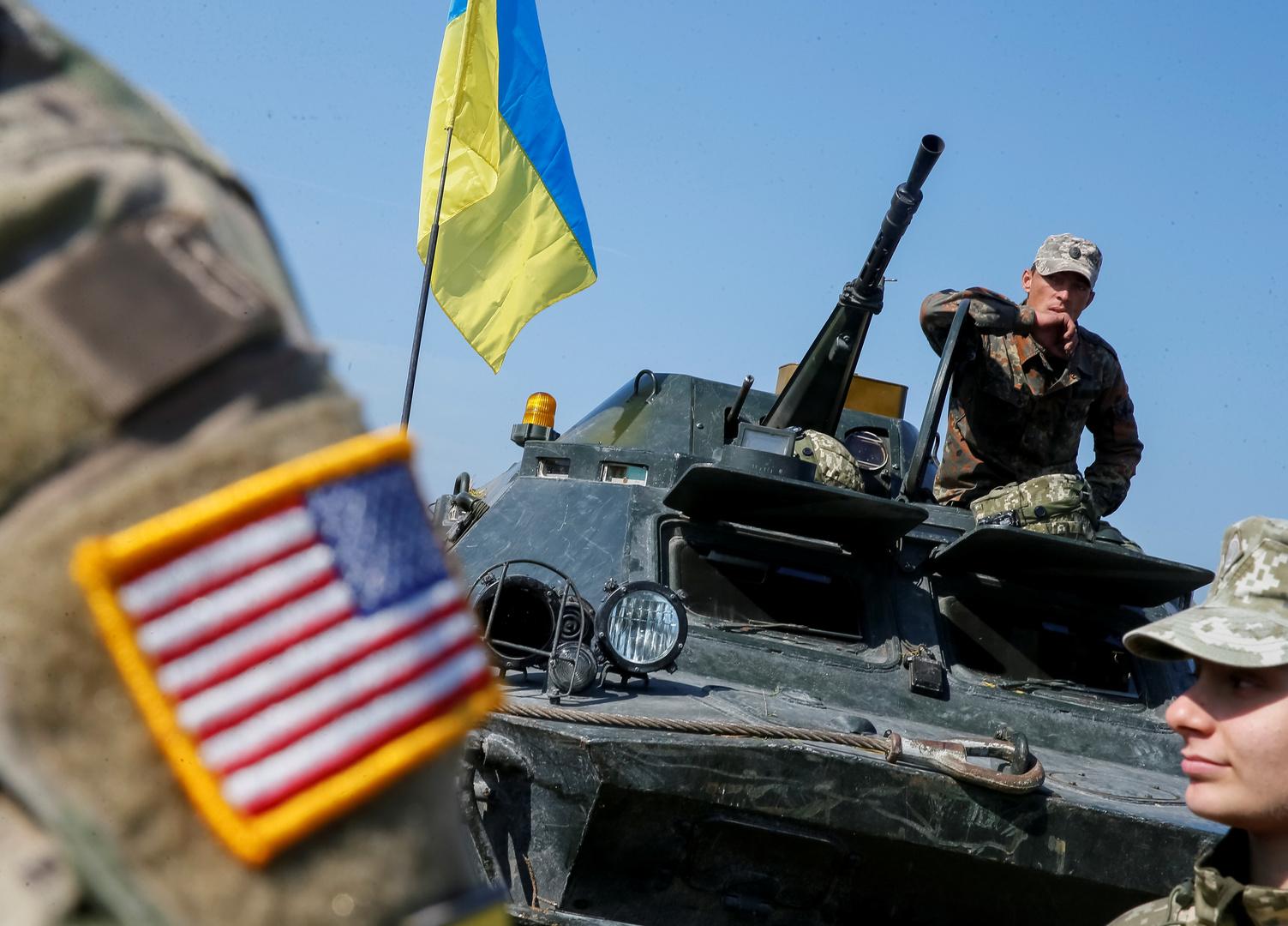 الولايات المتحدة: سنواصل تقديم السلاح لأوكرانيا