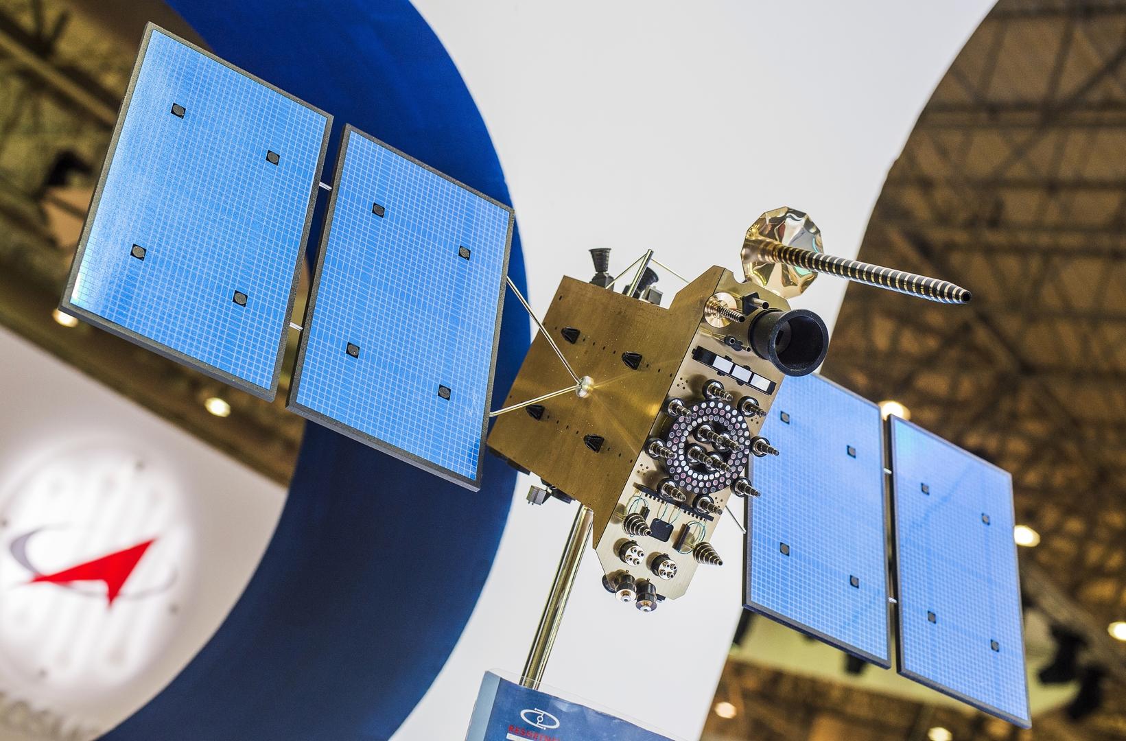روسيا تطلق أول قمر