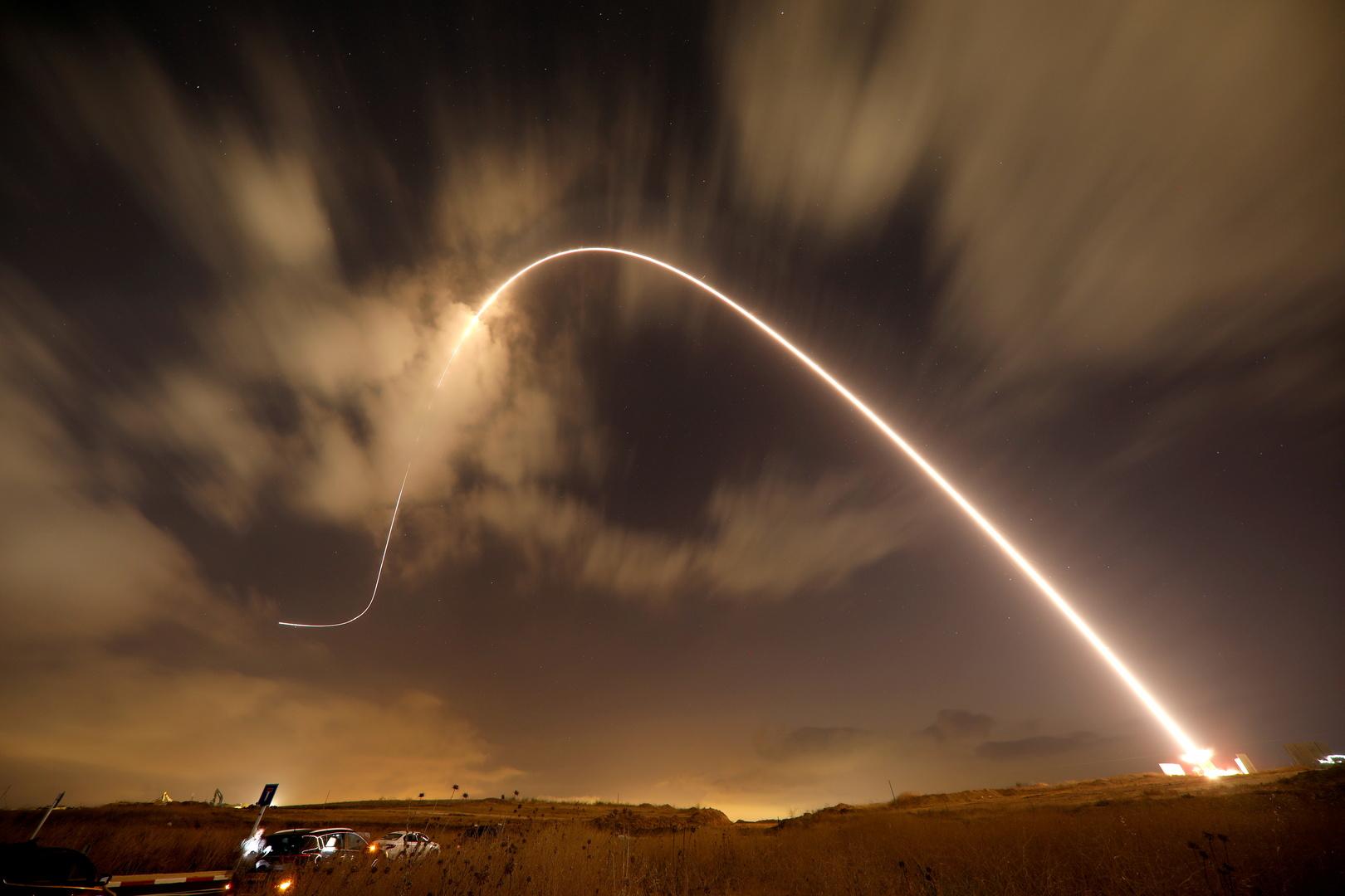الجيش الاسرائيلي يعلن فتح تحقيق في مدى نجاح عملية اعتراض الصاروخ الذي أطلق من سوريا