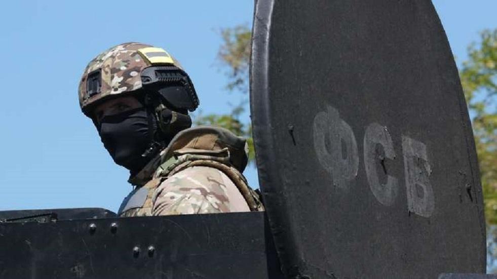 الأمن الروسي يحتجز مواطنا تجسس لصالح أوكرانيا في سيفاستوبول
