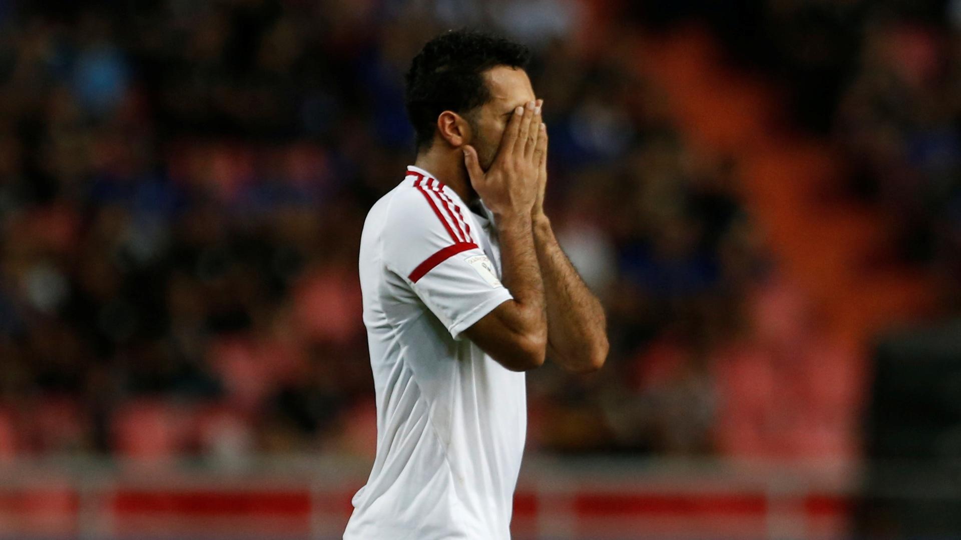 توصية بخفض مقاعد الإمارات في دوري أبطال آسيا