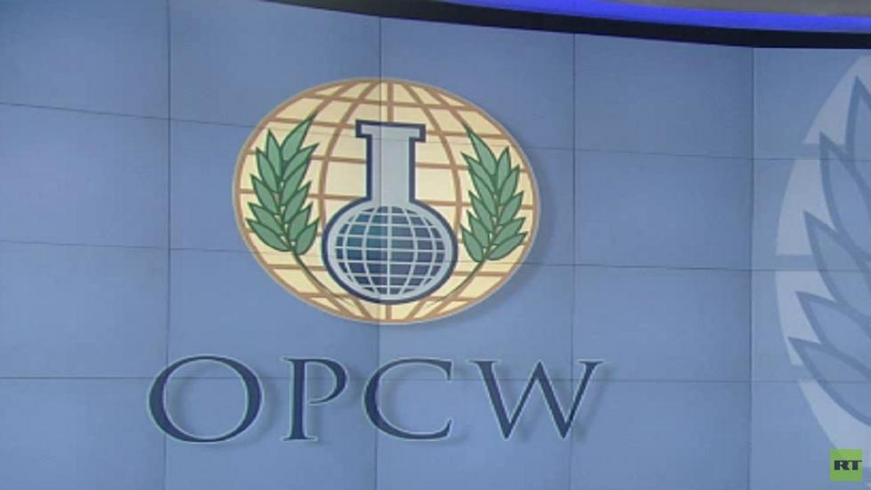 دمشق تدين قرار منظمة حظر الأسلحة الكيميائية