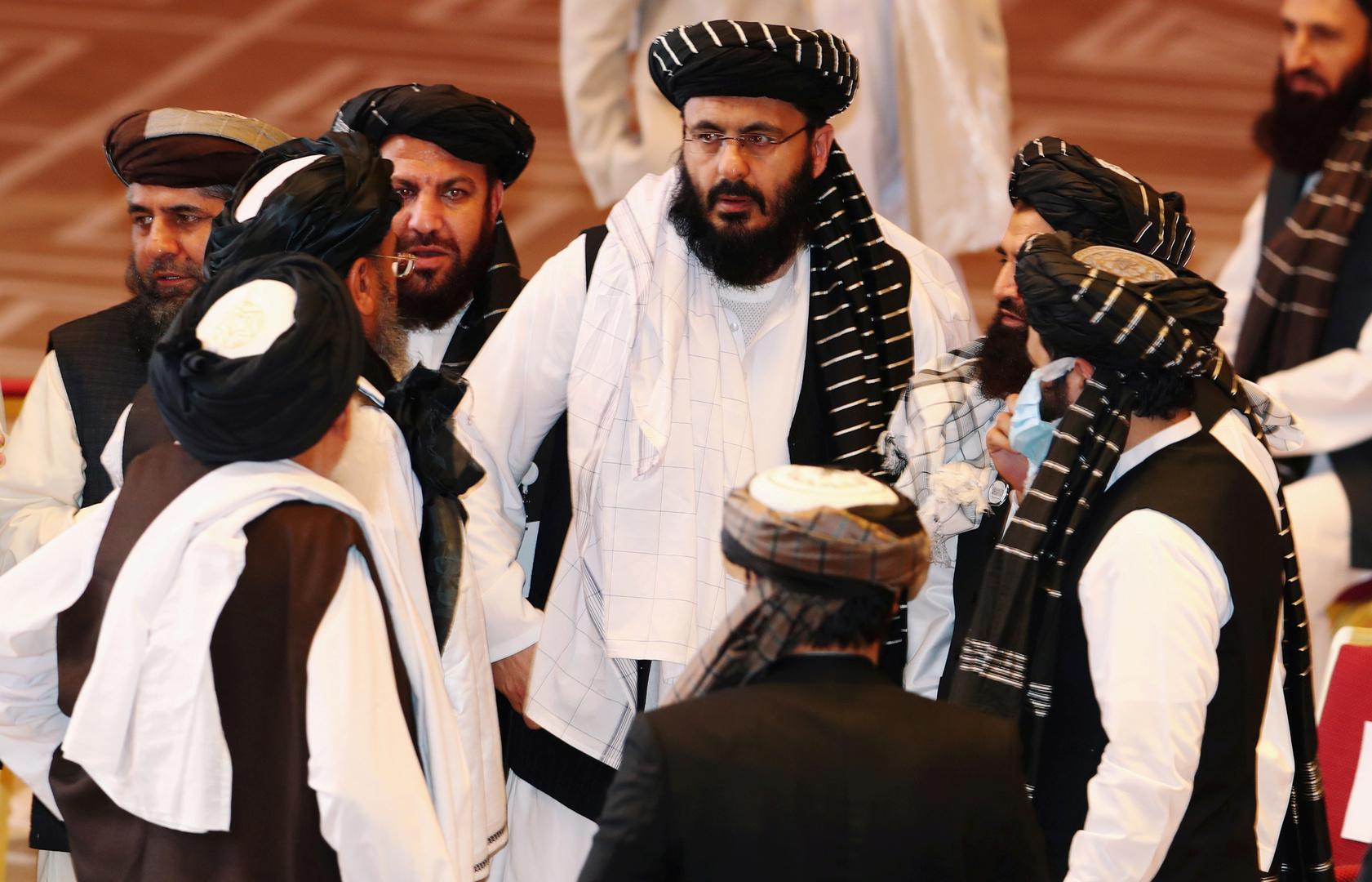 وزراء خارجية أفغانستان وباكستان وتركيا يبحثون آفاق عملية السلام الأفغانية