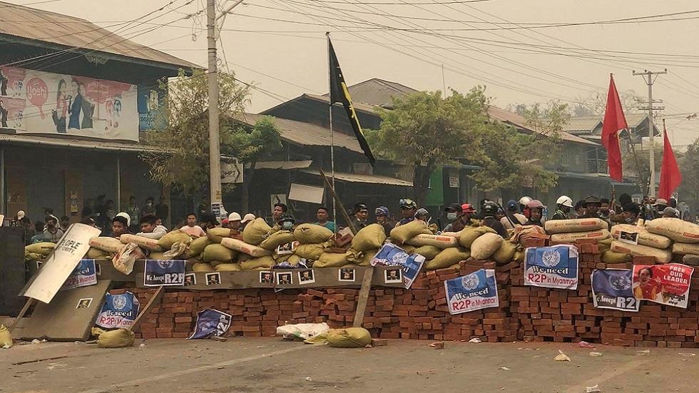 جيش ميانمار يتهم