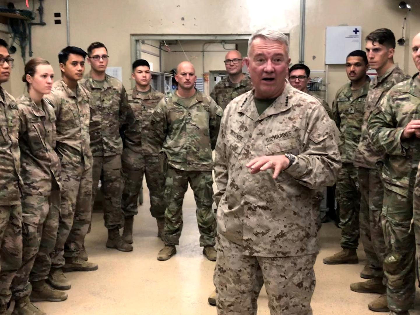جنرال أمريكي: الضربة السورية داخل إسرائيل لا تبدو متعمدة ودليل عدم الكفاءة
