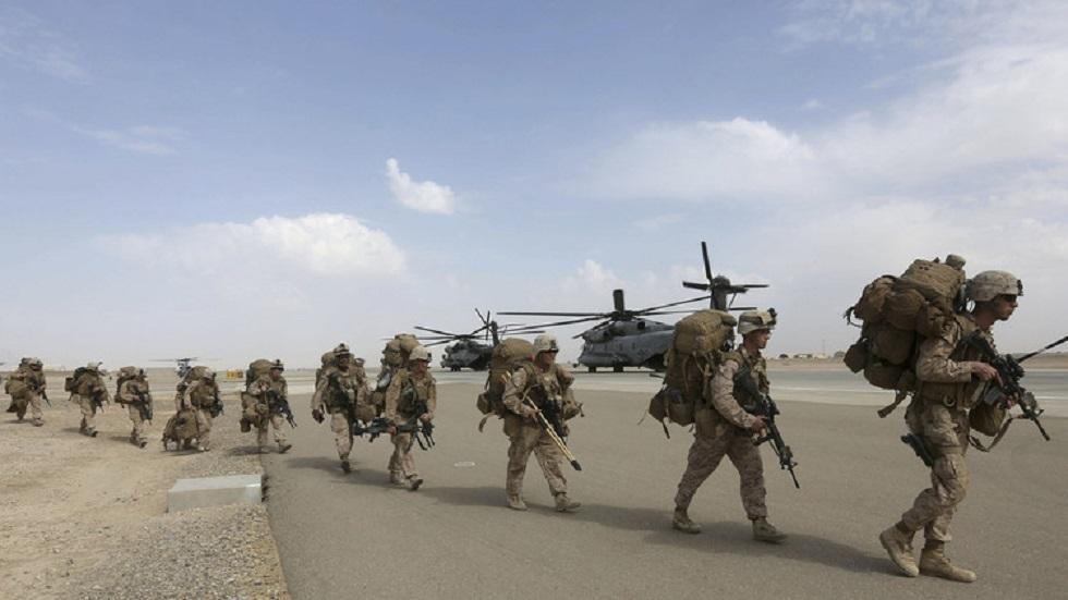 الجيش الأمريكي في أفغانستان - أرشيف