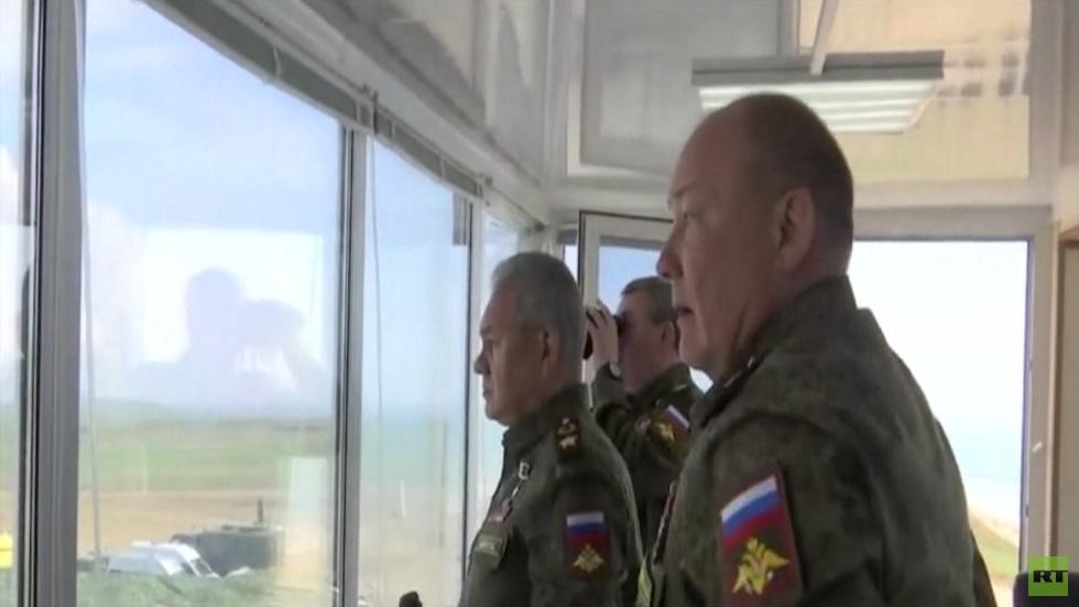 شويغو: سجلنا تزايدا بأنشطة الناتو قرب حدودنا