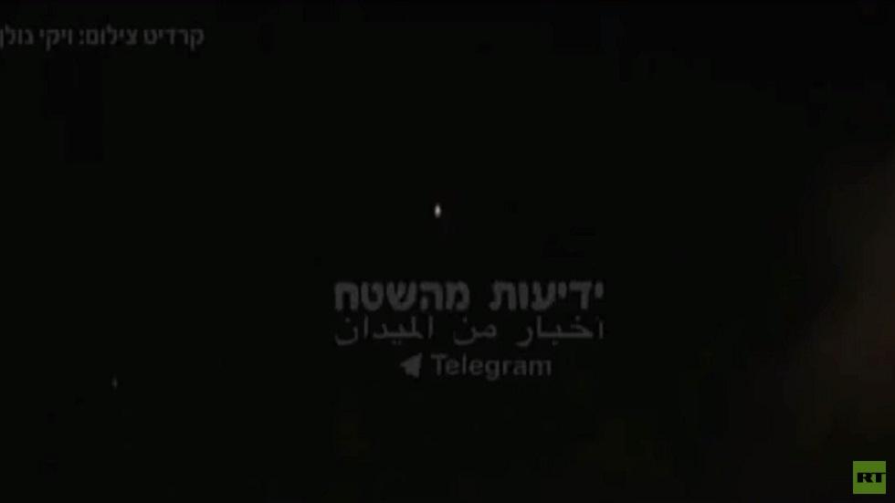 إسرائيل تحقق بفشلها في اعتراض الصاروخ السوري