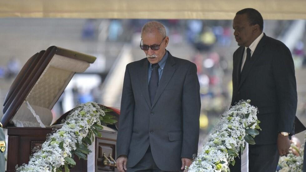 نقل أمين عام جبهة البوليساريو إلى إسبانيا للعلاج