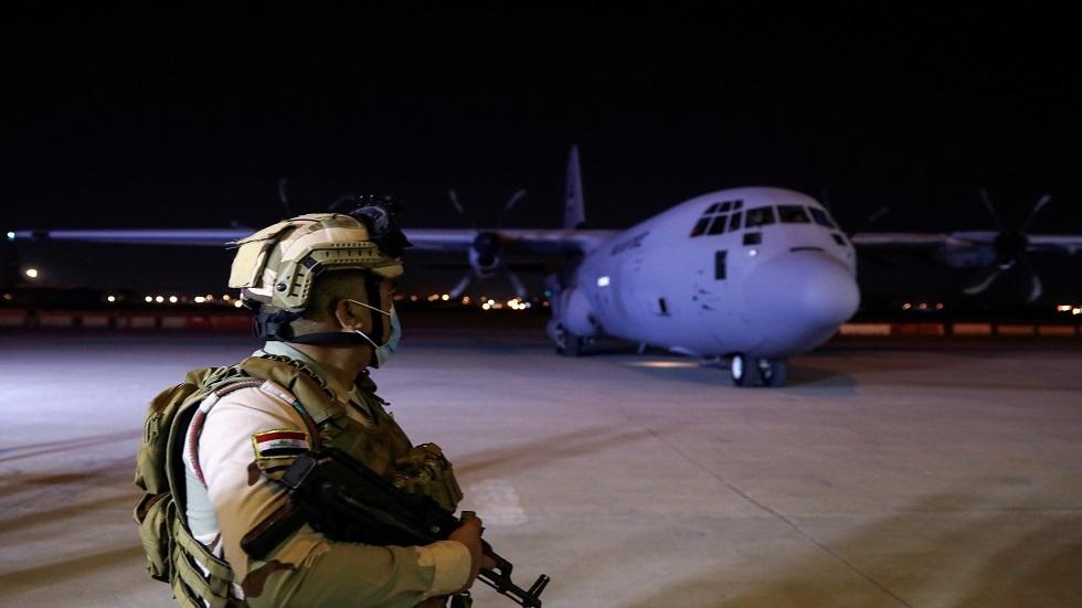 قائد عسكري لـRT: لا خسائر بشرية ومادية في قصف قاعدة مطار بغداد الدولي