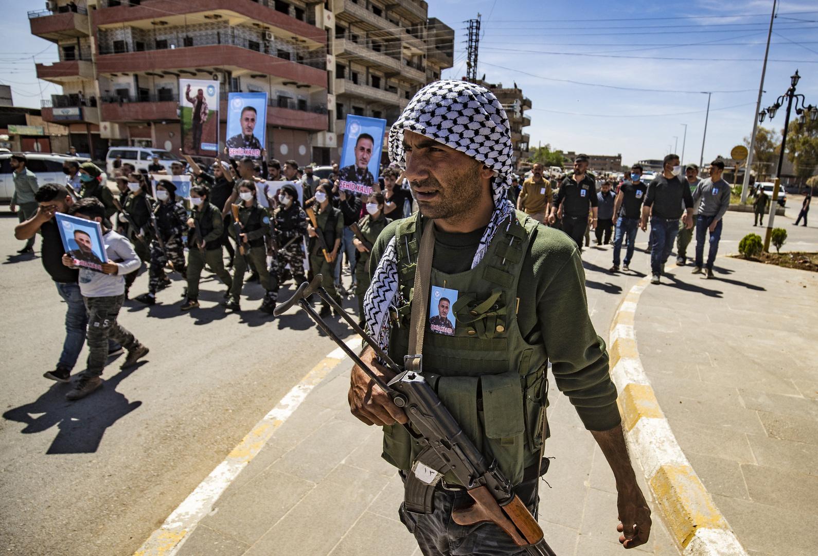 اغتيال هايس الجريان بعد مشاركته في اجتماع لوجهاء القامشلي بسوريا