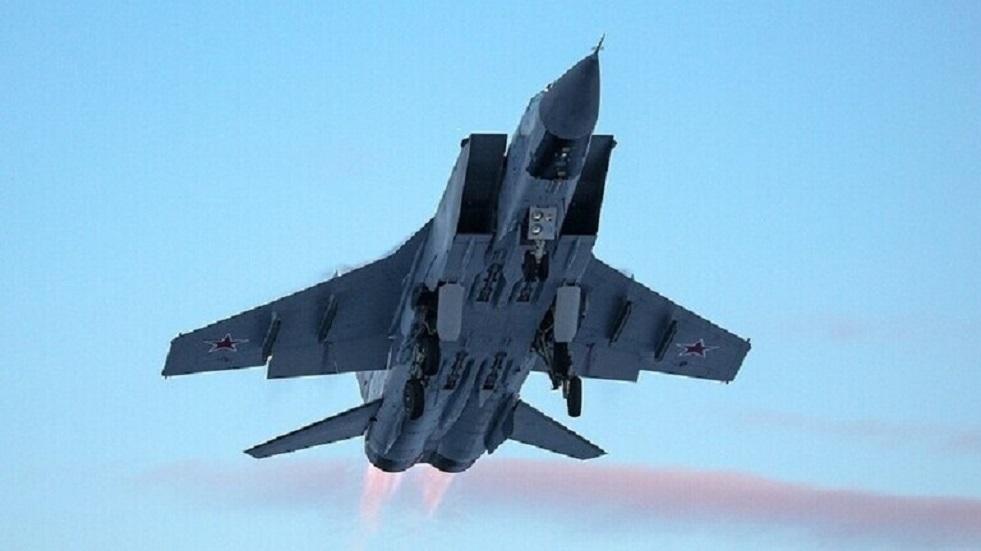 مقاتلة روسية ترافق طائرة تجسس أمريكية فوق المحيط الهادئ