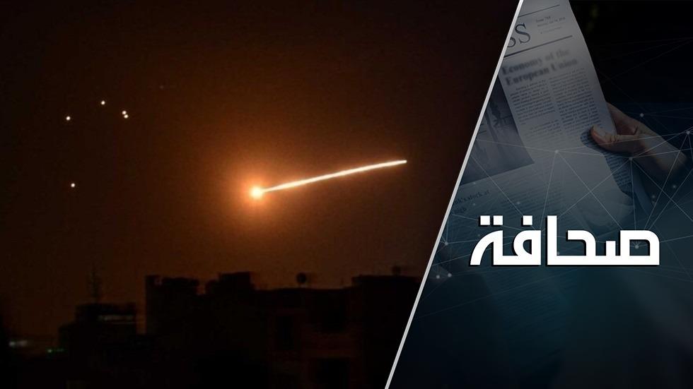 سوريا حادت عن الهدف في إسرائيل، ولكن!