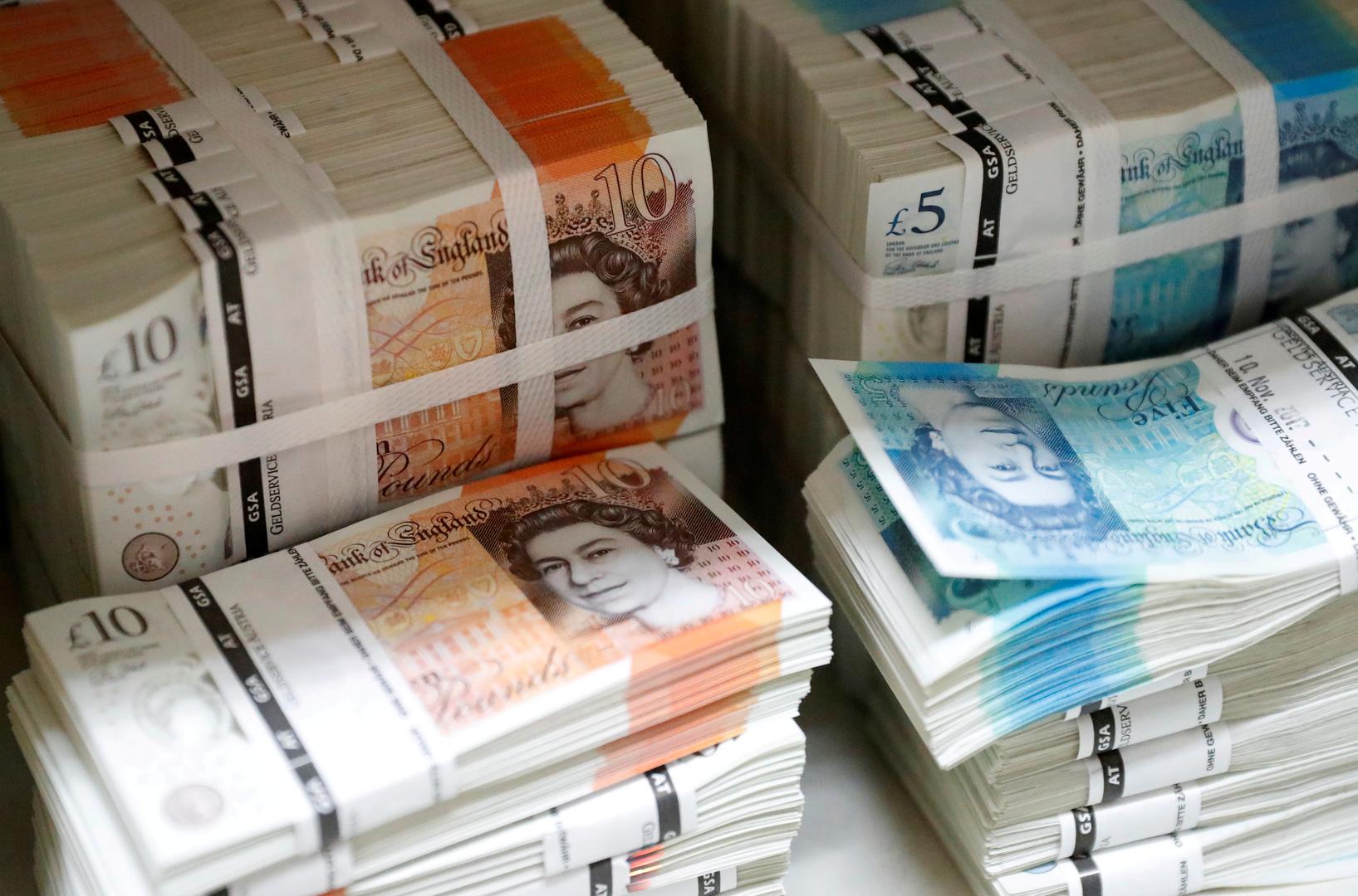المملكة المتحدة تسجل أعلى زيادة لعجز الموازنة منذ عام 1946