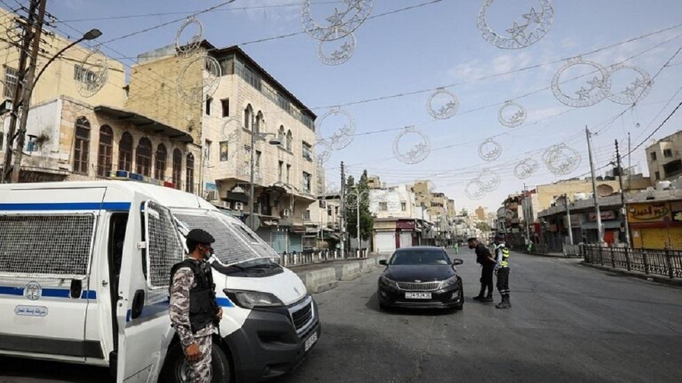 حظر التجوال في الأردن - أرشيف