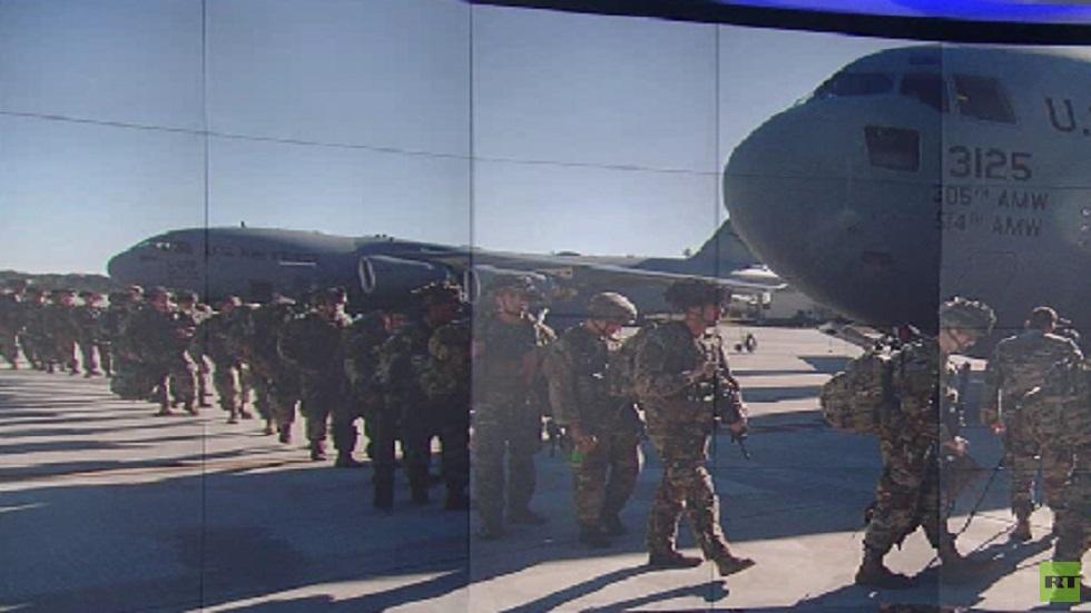 ماكينزي: لن نخفض قواتنا بالعراق