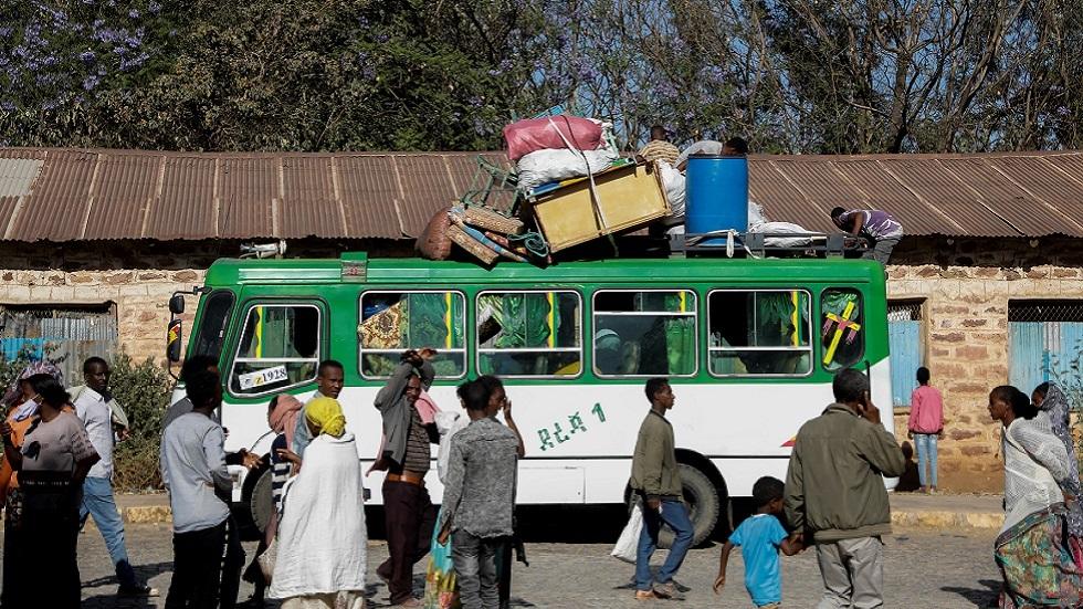 المنظمة الدولية للهجرة: نزوح أكثر من مليون شخص بسبب الصراع شمال إثيوبيا