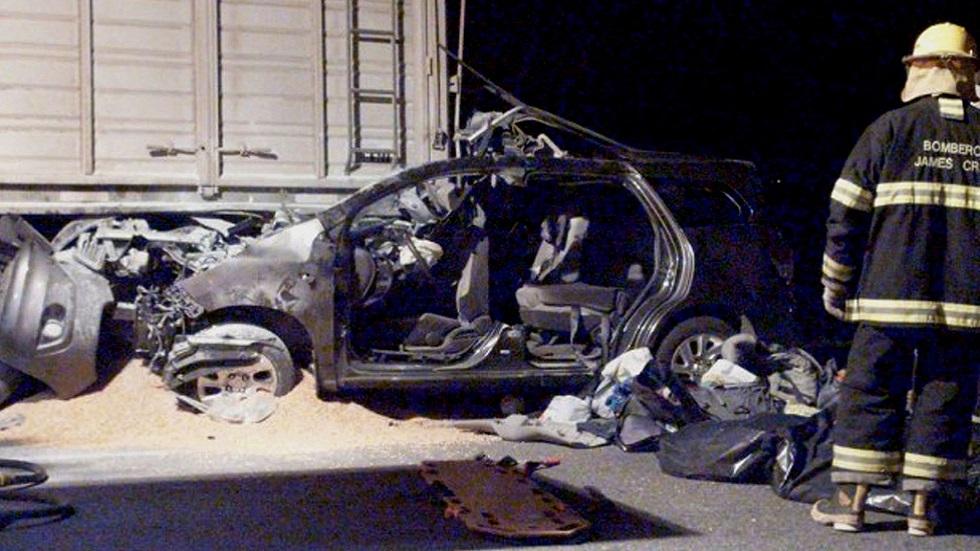 وزير أرجنتيني يلقى حتفه بحادث مروري