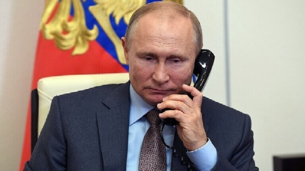 بوتين يبحث مع باشينيان الوضع في قره باغ