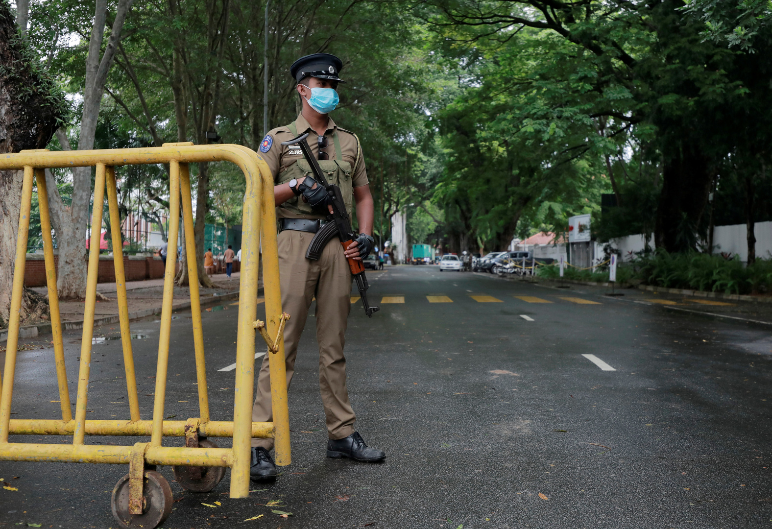سريلانكا: اعتقال نائب مسلم بارز وشقيقه بتهمة ضلوعهما بهجوم 2019