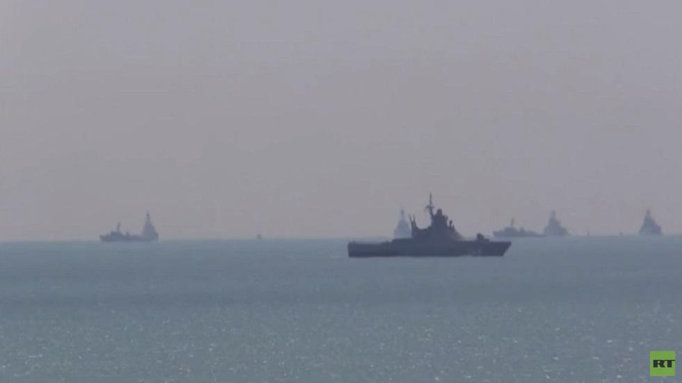 روسيا تغلق 3 مناطق في البحر الأسود