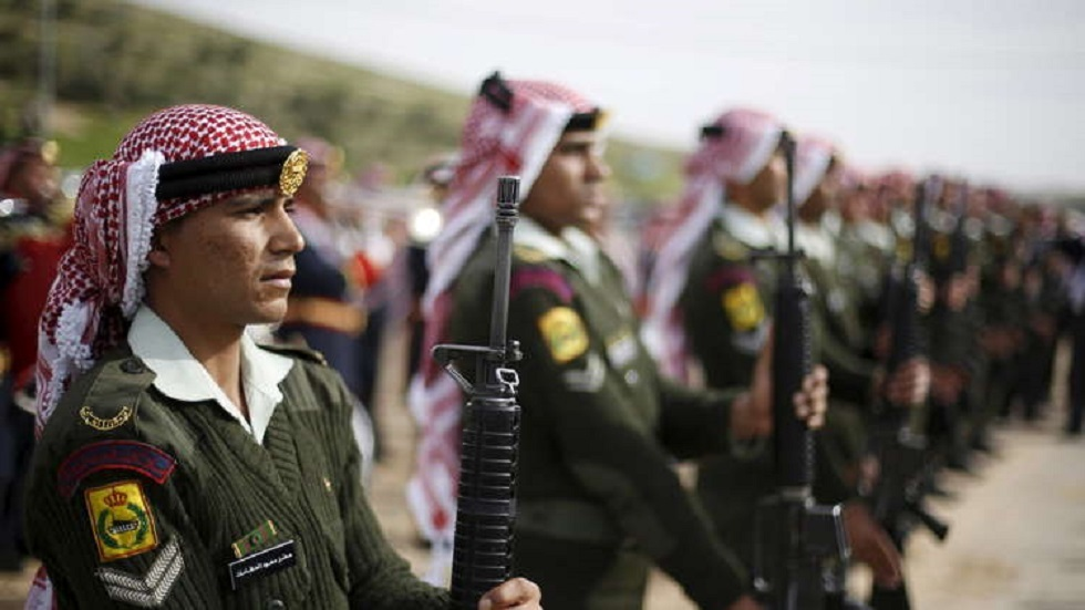 الأردن.. القبض على متسلل من سوريا