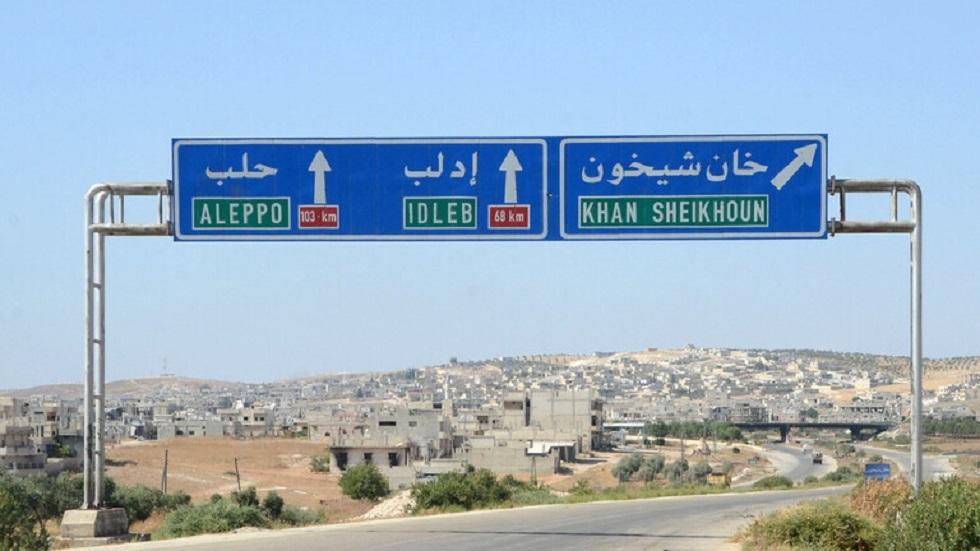 ريف إدلب بسوريا - أرشيف