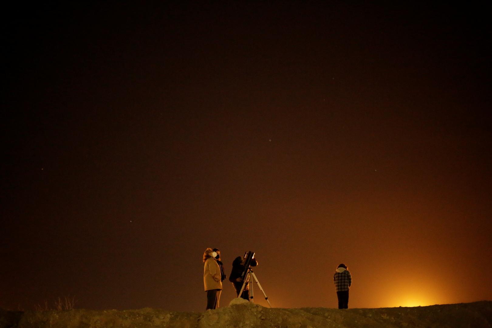 جمعية فلكية سعودية: يمكن رؤية كوكب الزهرة وهو يقترن بعطارد بعد الغروب اليوم