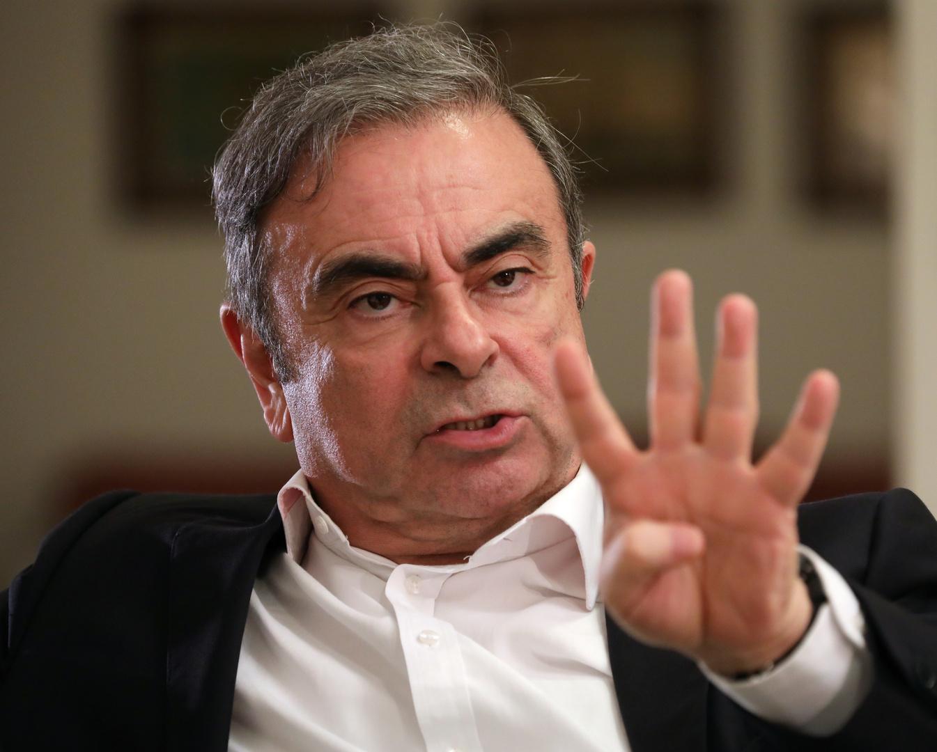 وفد قضائي فرنسي يرجئ زيارة إلى بيروت لاستجواب غصن