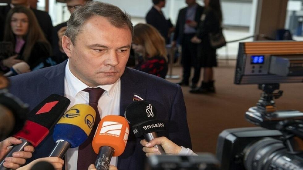 تولستوي: تصريحات رئيس التشيك فضحت مبدأ